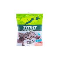 TiTBiT Хрустящие подушечки паштетом из утки 30 gr