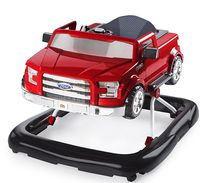 Bright Starts Ford F-150 Red