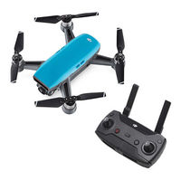 DJI Spark (EU) / Sky Blue - Portable Drone,