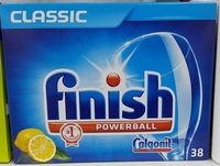 Таблетки для ПММ Galgonit Finish Powerball Lemon 38 tabs