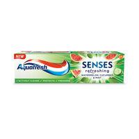 Aquafresh зубная паста Senses Watermelon,75 мл