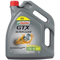 Моторное масло Castrol GTX Ultraclean10W-40 5л