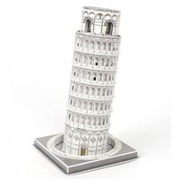 3D PUZZLE Leaning Tower of Pisa