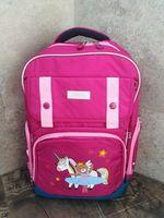 Ортопедический рюкзак для детей Aoking B7112, большая емкость, светоотражающие полосы