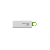 128 ГБ USB 3.0 Флеш-накопитель Kingston DataTraveler G4, White/Green (DTIG4/128GB)