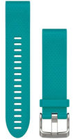 Garmin fenix 5 QuickFit Silicone Band 20mm Turquoise