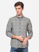 Рубашка Tom Tailor Серый в клетку tom tailor 1015490
