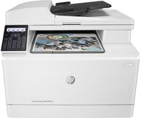 HP Color LaserJet Pro MFP M281fdn,  White