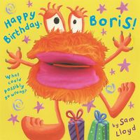 Happy Birthday, Boris!