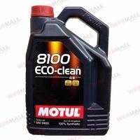 Масло моторное Motul DPF, 0W30 8100 ECO-CLEAN 5L