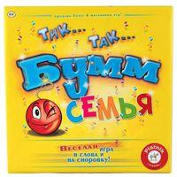 """Joc de masă """"Tick So Bumm. Family."""" (RUS), cod 42138"""