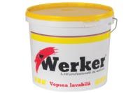 Краска водоэмулсионная интерьерная Werker 1 Л