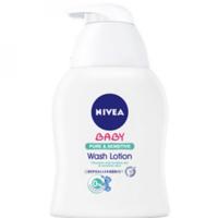 Nivea Baby лосьон для купанья PureSensitive, 250мл