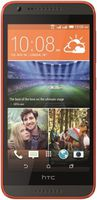 HTC Desire 620G Dual Sim Grey Orange