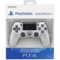 Gamepad Sony DualShock 4 v2 Silver for PlayStation 4