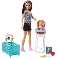 Mattel Барби Набор Няня