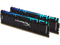16GB DDR4-3600MHz  Kingston HyperX Predator RGB
