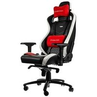 Gaming Chair Noble Epic NBL-RL-EPC Black/Red/White Real