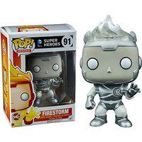 Funko Pop Vinyl DC: Firestorm, White Lantern