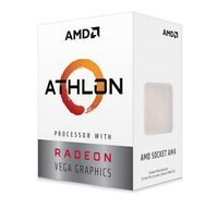 AMD Athlon 200GE, Socket AM4, 3.2GHz (2C/4T) Tray