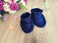 Носочки синие