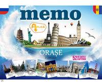 Настольная игра - Memo Oras