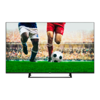 TV LED Hisense 50A7300F, Black