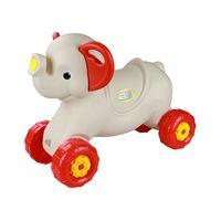 """Каталка детская """"Слонёнок"""" (слон.кость) M4935"""