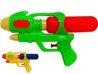 Пистолет водяной с насосом 22cm