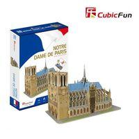 3D PUZZLE Notre Dame de Paris