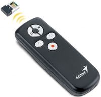 Genius Media Pointer 100, Wireless Resenter