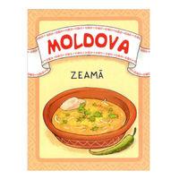 купить Магнит на холодильник - Зама в Кишинёве