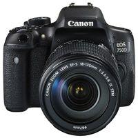 Зеркальная фотокамера CANON EOS 750D  18-55 IS STM KIT