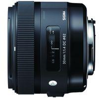 Obiectiv Sigma AF 30mm f/1.4 DC HSM Art for Canon