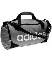 Adidas Linear Team Bag Medium (серая)