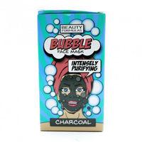 Beauty Formulas Bubble Mask Charcoal - Маска для лица пенящаяся