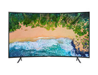 TV LED Samsung UE49NU7372, Black