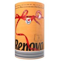 """купить RENOVA Бумажные полотенца """"Orange""""(1) 8020893 в Кишинёве"""