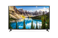 TV LED LG  55UJ6307, Black