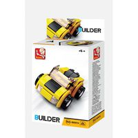 КОНСТРУКТОР BUILDER 4 VEHICLES
