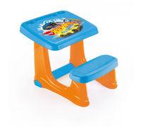 Masuta cu scaun Hot Wheels