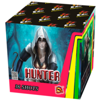 Батарея салютов Dinamit Hunter CLE4033