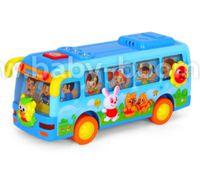 Huile Toys 908 Автобус  с музыкой и светом