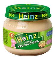Пюре Heinz нежная крольчатинка 80 г с 6 мес+