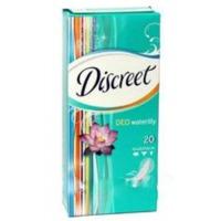 Discreet прокладки Deo waterlily, 20шт