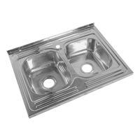 Кухонная  мойка  ROSSING  60  80 /20  0.6