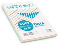 Fabriano Бумага FABRIANO Tinta A4, 80г/м2, 250 л. mixt пастель