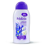Гель для душа Malizia Ирис и Орхидея 300мл