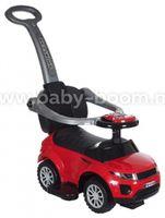 Baby Mix UR-HZ614W RED Машина с ручкой красный
