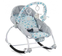 Baby Mix LCP-BR212-18 Grey
